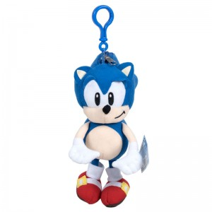 Sonic The Hedgehog plush keychain 20cm