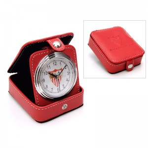 Sevilla CF travel alarm clock