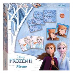 Disney Frozen 2 memo game