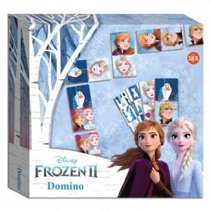 Disney Frozen 2 domino game