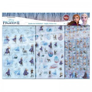 Disney Frozen 2 blister 400 stickers