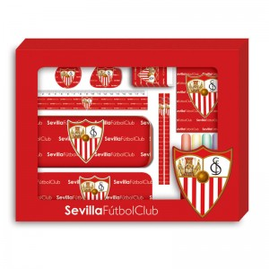 Sevilla CF stationery set