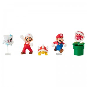 Nintendo Mario Bross serie 19 assorted figure 6cm