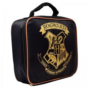 Harry Potter Gryffindor black termo lunch bag