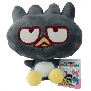 Sanrio Hello Kitty Badtz Maru plush toy 23cm