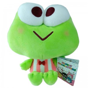 Sanrio Hello Kitty Keroppi plush toy 23cm