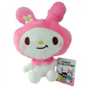 Sanrio Hello Kitty My Melody plush toy 23cm