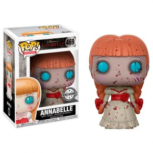 POP figure Annabelle Bloody Exclusive