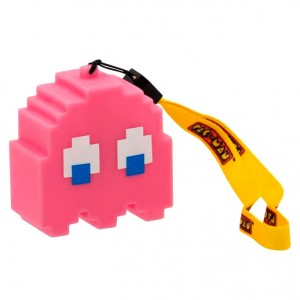 Pac-Man Pinky Pink Ghost 3D Led Lamp