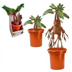 Harry Potter Mandrake interactive plush toy 40cm