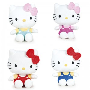 Hello Kitty assorted plush toy 15cm