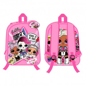 LOL Surprise reversible backpack 30cm
