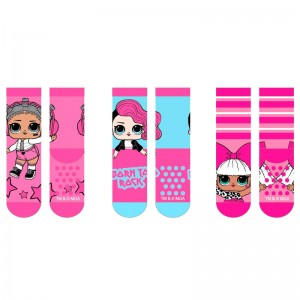 LOL Surprise assorted anti-slip socks