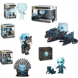 Offer pack Funko POP Game of Thrones