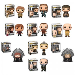 Funko POP Game of Thrones offer pack