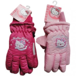 Guantes polares surtido Hello Kitty