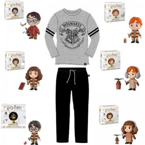 Harry Potter offer pack for each pyjama 1 Funko figure for FREE!