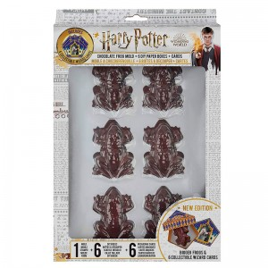 Harry Potter Frog chocolate mold new edition