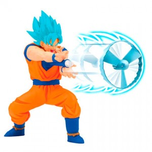 Dragon Ball Super Kamehameha figure