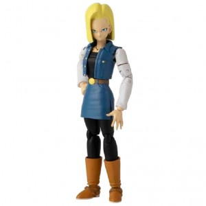 Dragon Ball Super Android 18 deluxe figure