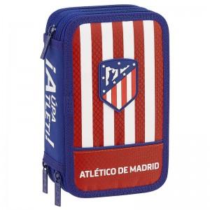 Atletico Madrid triple pencil case 36pcs