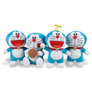 Assorted Doraemon soft plush toy 20/22cm