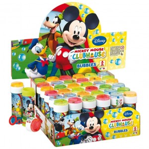 Disney Mickey assorted bubbles