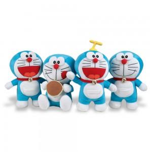 Doraemon soft plush toy assorted 40/45cm