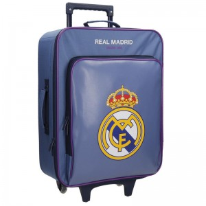 Real Madrid Magnun trolley suitcase 52cm