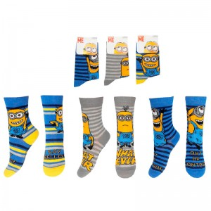 Calcetines Minions surtido