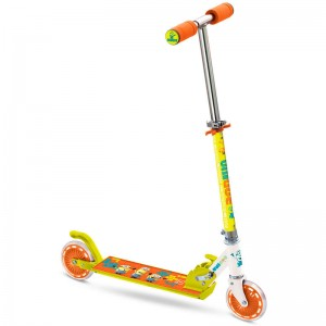 Minions aluminium scooter