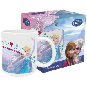Disney Frozen Forever Sisters mug