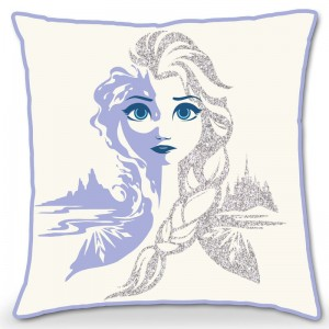Disney Frozen 2 glitter cushion