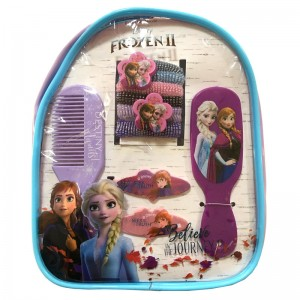Disney Frozen 2 hair accessories backpack 12pcs