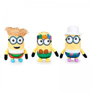 Minions assorted nylex plush toy 18cm
