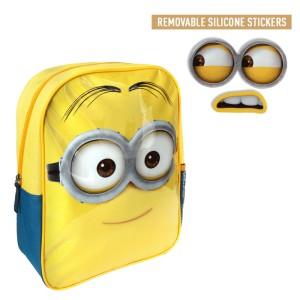Minions customizable backpack 34cm