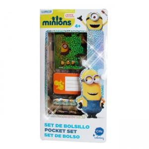 Minions stationary set