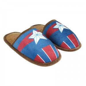 Marvel Avengers premium open low cut slippers