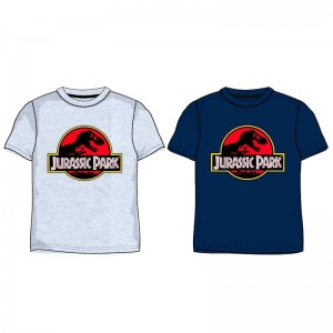 Jurassic Park assorted adult t-shirt