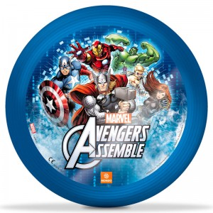 Flying disc Avengers Marvel