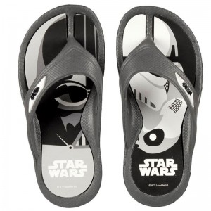 Chanclas Star Wars Disney Vader Trooper Premium EVA