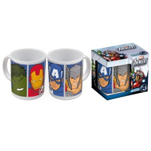 Marvel Avengers ceramic mug