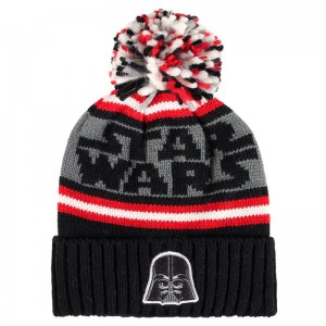 Star Wars Darth Vader Premium Jacquard bobble hat