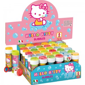 Hello Kitty assorted bubbles