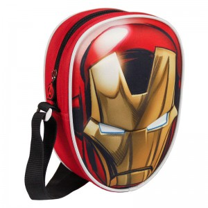 Avengers Marvel 3D Shoulder bag Iron Man