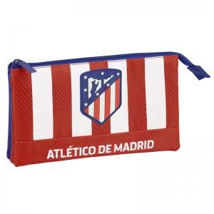 Atletico Madrid triple pencil case