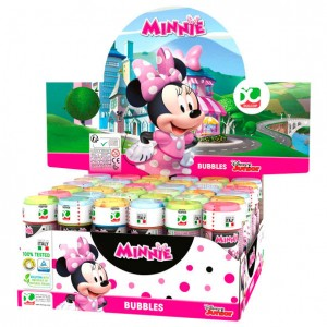Disney Minnie assorted bubbles