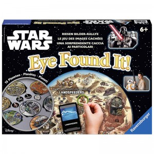 Star Wars Eye Found it game