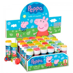 Peppa Pig assorted bubbles