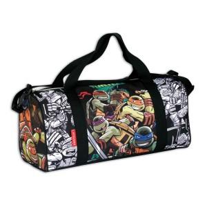 Bolsa deporte Tortugas Ninja Fight